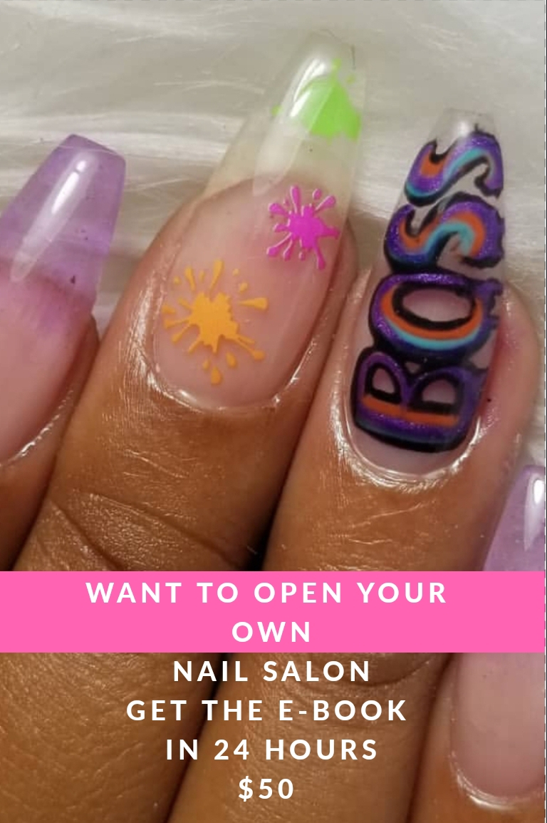 How to start your own nail salon – Fashion ZUP